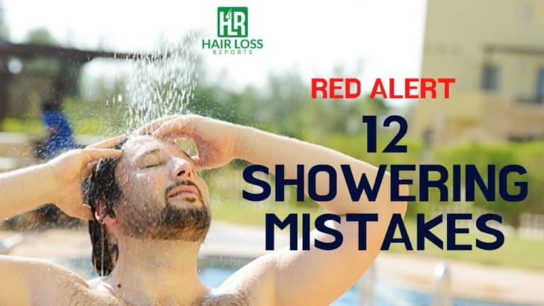 12 Showering Mistakes That Damage Your Hair