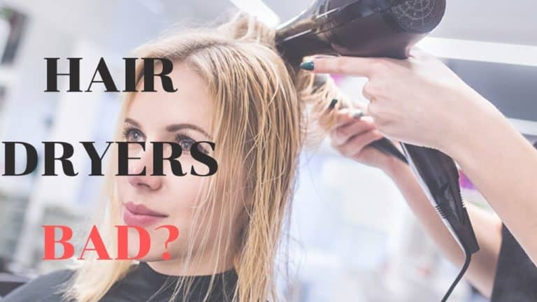 Do Hair Dryers Cause Hair Loss – Facts vs. Fiction